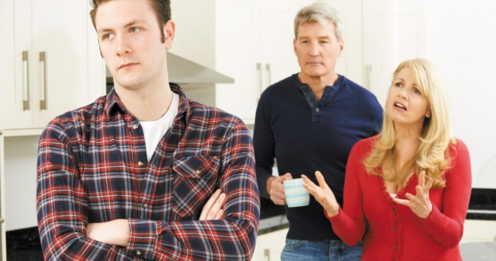emotional boundaries with family